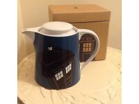 DOCTOR WHO Teapot brand new boxed