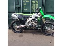 Kxf450 2010 motorbike motor cross bike