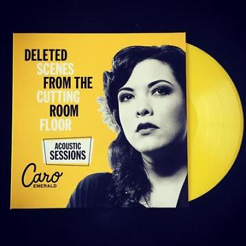 LP nieuw - Caro Emerald - Deleted Scenes From The Cutting ..