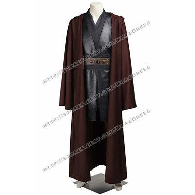 Star Wars Jedi-Ritter Anakin Skywalker Cosplay Kostüm einheitliche - Einheitliche Kostüme
