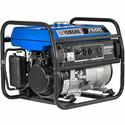 Yamaha Ef2600 - 2300 Watt Portable Generator