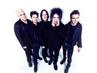 The Cure, Meltdown Festival, Royal Festival Hall, Southbank, London - 2 x Balcony Seats
