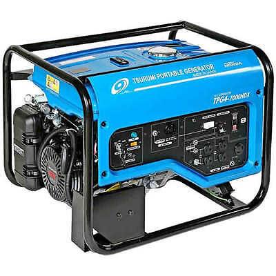 Tsurumi Tpg4-7000hdx - 6000 Watt Professional Portable Generator