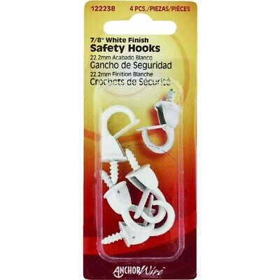 Safety Hook,No 122238,  Hillman Fasteners,PK10