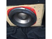 Orion hcca 12 subwoofer spl competition car audio 5000 watts box enclosure jl kicker focal pioneer
