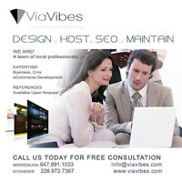 WEB DESIGN .BUSINESS . ECOMMERCE. SEO .HOST