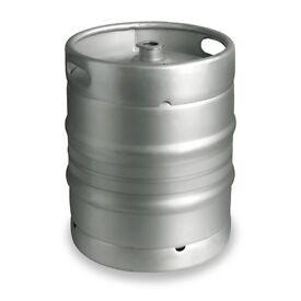 Beer keg wanted