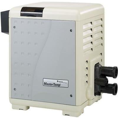 Pentair MasterTemp, Low NOx, 200,000 BTU, Natural Gas, Pool Spa Heater 460730