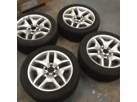 """BMW 18"""" alloys from x3"""