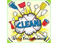 Friendly reliable domestic cleaners