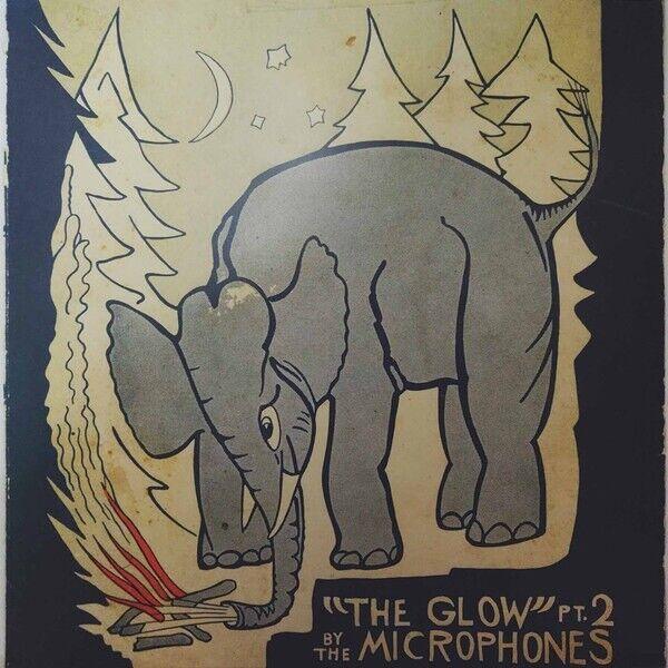 The Microphones-The Glow Pt.2 2LP Vinyl