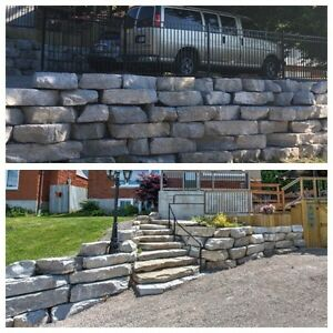 SAVE! Armour STONE_Deliverd! Quarry ROCK_To you! Peterborough Peterborough Area image 3