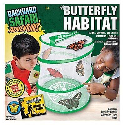 Backyard Safari 0T2456004TL  Butterfly Habitat