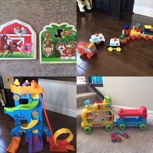 Educational and Fun Toy Lot