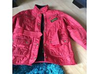 Original girls Barbour jacket
