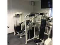 Full life fitness gym equipment