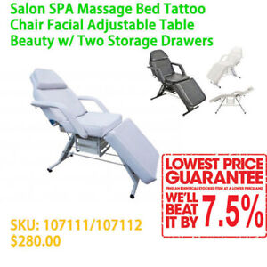 SPA/Facial/Eyelash Table/bed, Hydraulic height, From $220!!