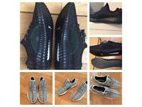 YEEZY BOOST 350 Adidas Pirate Black Turtle Dove 2 Pairs for £90 Unisex Trainers Shoes