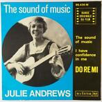 Single vinyl / 7 inch - Julie Andrews - The Sound Of Music