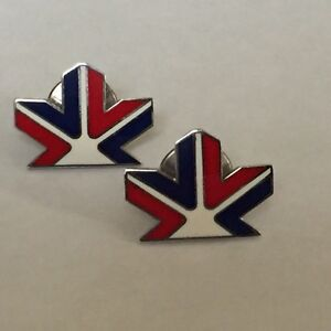 2 Lapel Pins & 2 Medallions - 1978 Commonwealth Games