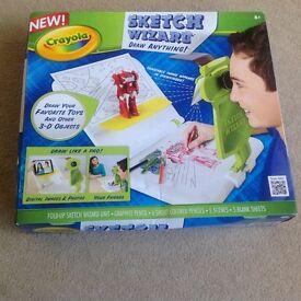 Crayola Sketch Wizard