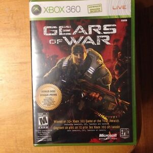 Gears of war for Xbox 360 - brand new Kitchener / Waterloo Kitchener Area image 1