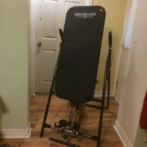 Back Problems  Inversion Table