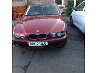 Swap cracking BMW 5 series 1997