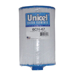 2 x UNICEL Hot Tub filters - 6CH-47