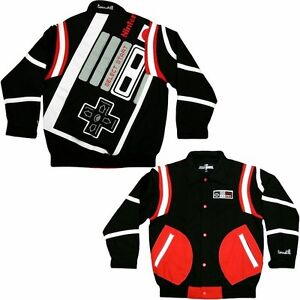 Limited Edition Nintendo Controller Jacket!