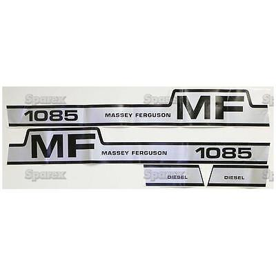 New Massey Ferguson 1085 Decal Set