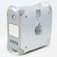 Curvy apple power mac G4 seeks geek to hold & love