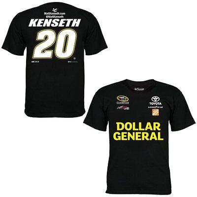 Matt Kenseth 2014 Chase Authentics  20 Dollar General Uniform Tee Free Ship