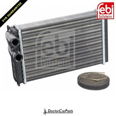 Heater Matrix FOR AUDI 80 B4 91->96 1.6 1.9 2.0 2.2 2.3 2.6 2.8 8C2 8C5 Manual