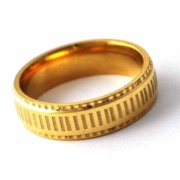 vintage womens mens 14k gold filled ring size 8 12. Black Bedroom Furniture Sets. Home Design Ideas