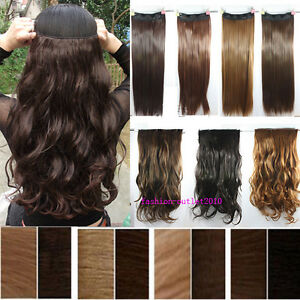 Good Quality Clip In Hair Extensions For Cheap 55
