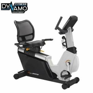 New Recumbent Exercise Bike 1-16 Levels Magnetic Resistance Packed Box