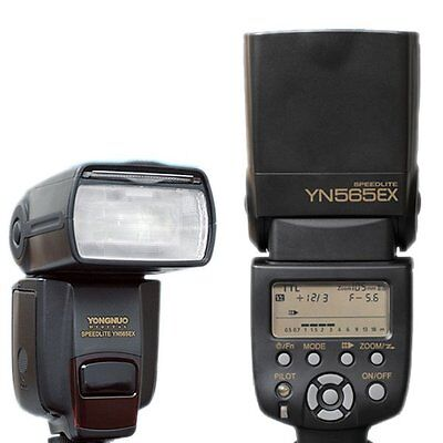 Yongnuo YN-565EX TTL Flash Speedlite i-TTL Remote for Nikon DSLR Camera US