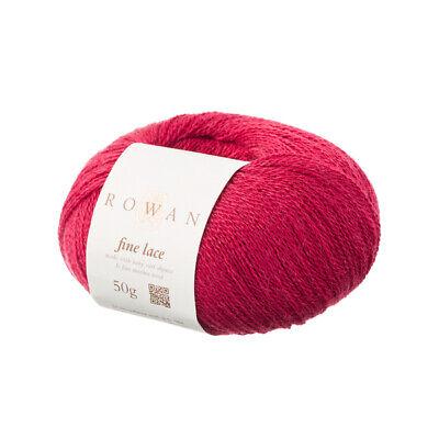 Lace Shades (Rowan Fine Lace -  VARIOUS SHADES - 50g balls )