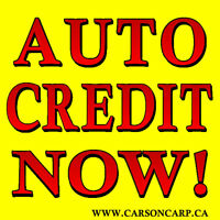ALL CREDIT APPROVED - GET APPROVED FOR THE VEHICLE YOU NEED