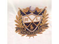 Original Ralph Lauren whit shirt size 6