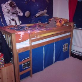 Cabin Bed Sleep Station