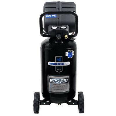Industrial Air Vx 1.7 Hp 15 Gal. Oil-free Vertical Air Compressor C151i New