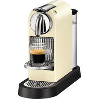 LIKE NEW Nespresso D110 Citiz Single Serve Espresso Machine Whit