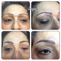Microblading $249 special of May