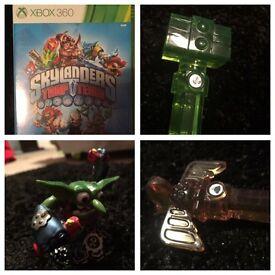 Sky landers bundle with Xbox 360 game