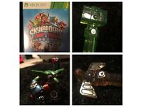 Sky landers bundle with Xbox 360 game