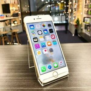 AS NEW IPHONE 7 128GB GOLD WARRANTY INVOICE UNLOCK AU MODEL