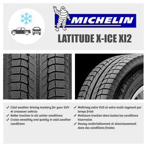 265 70 17 Michelin winter tire pneu hiver