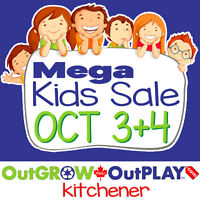 Canada's LARGEST and BEST Children's Consignment Sale Event!